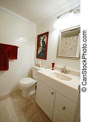 Bath room - condo bath room