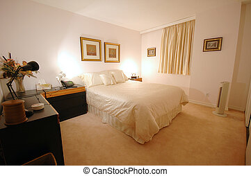 Bed room - condo bed room