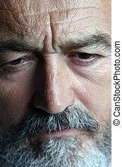 muse - senior face