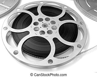 16mm Film - 16mm film reel