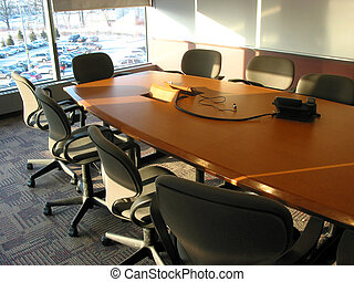 Conference room - Empty business conference room