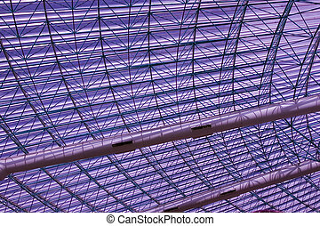 Las Vegas, Abstract Ceiling