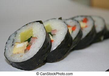 II,  Sushi