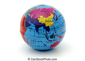 World Globe - Photo of a Globe