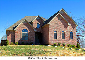 New brick Home 2f - Forsale brand new brick home in new...