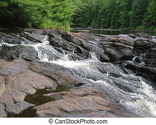 Muskoka Stream - Stream in Muskoka area