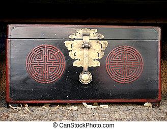 Antique case