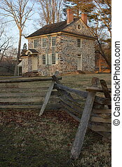 Headquarters - General Washingtons headquarters at Valley...
