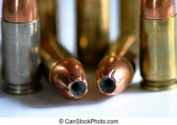 9MM B 3 - 9MM hollowpoint ammo