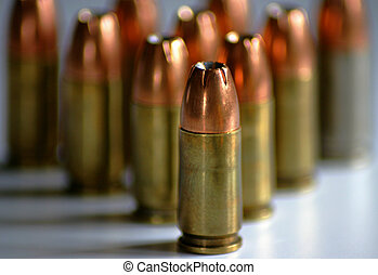 9MM B 4 - 9MM hollowpoint ammo