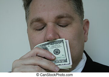 the smell of money - smelling money