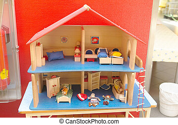 little house - doll\\\'s house