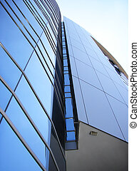 Corporative Building - Modern Corporative Business Building...