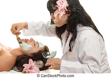 Estheticians or aestheticians are licensed Skin Care...