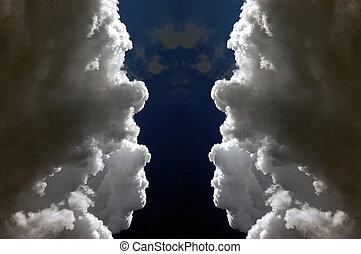 clouds - facing clouds