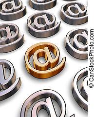 3D AT symbols