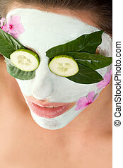 Beauty Mask - Masked Beauty