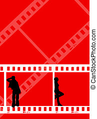 Film strip youth