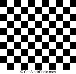 black-and-white pattern - black-and-white