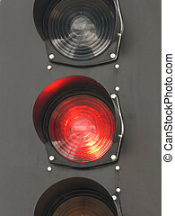 Signal (c) - Transport signal stop light
