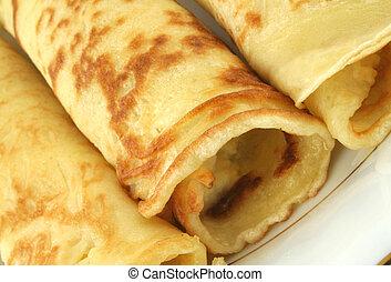 fresh pancakes detai