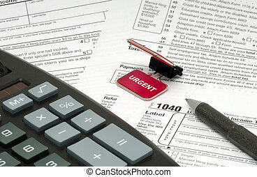 Tax Time - Tax Related Items
