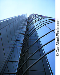 Business Building - Modern Corporative Business Building Of...