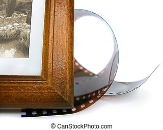 Photo Frame and tape - Photo Frame Corner And Photo Tape....