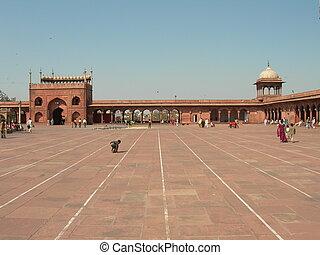 Jama Masjid - jama Masjid in Delhi