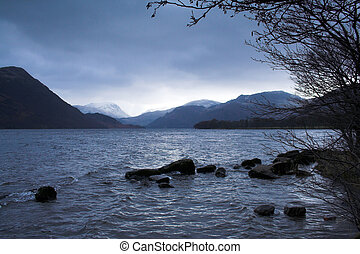 Lake District - Ullswater in the Lake District National...