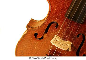 antigüedad, violín