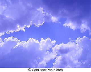 Clouds - Sky and clouds