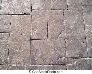 Patio paving - Paving slabs