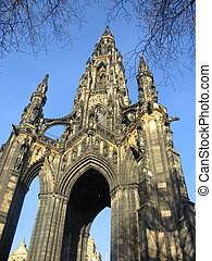 Scott Monument, Edinburgh
