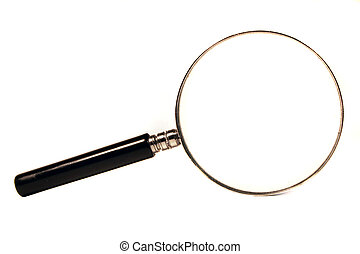 Magnifying Glass - Loop magnifying glass, reading glass...