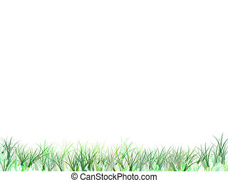 Grassy Back - Grassy background good for websites and...