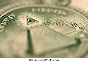 Dollar Bill Detail