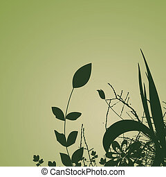 Plants Background
