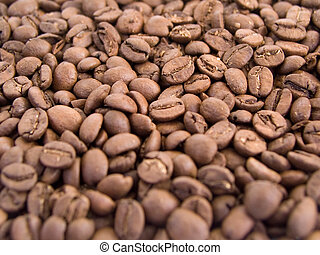 Coffee 7 - coffee beans background