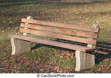 Bench - Park bench