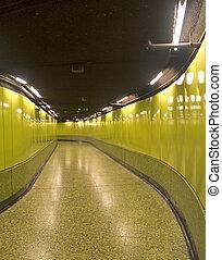 endless corridor
