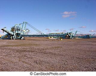 3 conveyors