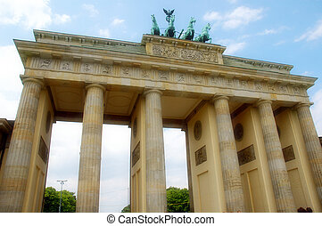 Berlin, Germany - Brandenburger Tor