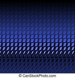 Blue Reptile Skin