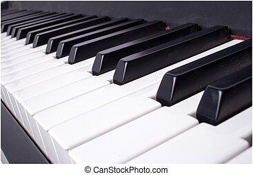 keyboard keys - closeup of keyboard keys