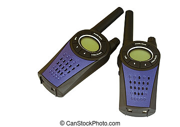 Walkie-Talkie - Pair