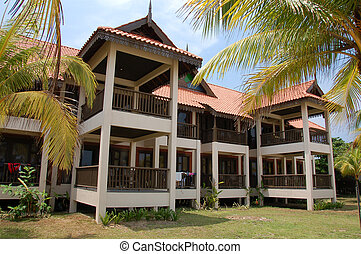 Beach Resort Building 1