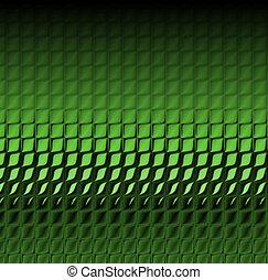 Green Alligator Skin - green croc skin background texture
