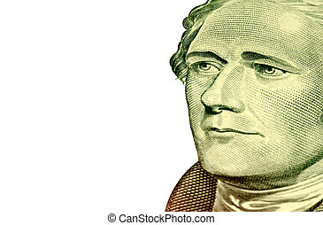 Hamilton - Photo of Hamilton From Ten Dollar Bill