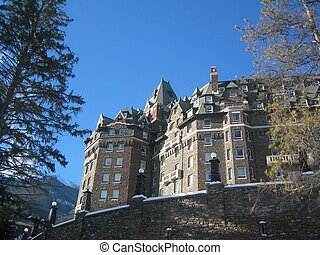 Fairmount at Banff Springs in Banff Canada